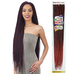 Freetress Equal Synthetic Braid - 2X Medium Box Braids 30""