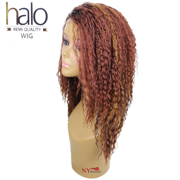 Beautician Friends Halo Remi Quality Part Lace Wig - PLW-ANEMONE