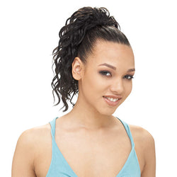 FreeTress Equal Drawstring Ponytail Cherry Blossom