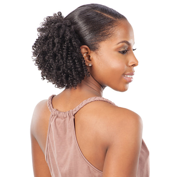 Freetress Equal Drawstring Ponytail - Coil Up