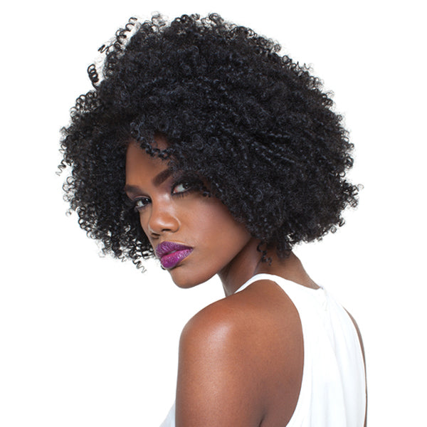 Outre Quick Weave Big Beautiful Hair Half Wig - 4C COILY