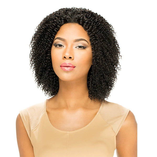 "Sensationnel Peruvian Virgin Remi Bundle Hair Bare & Natural - CORK SCREW 10""S 3PCS"