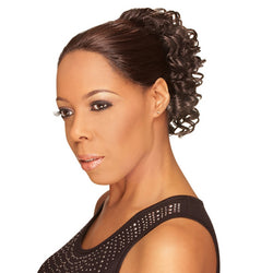 Zury Hollywood Miss Wisdom Drawstring Synthetic Ponytail - Miss W KANE