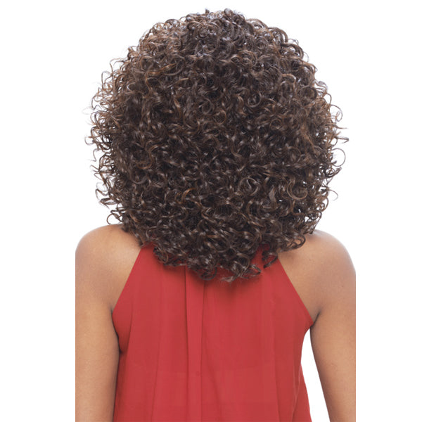 Vanessa Express Lace Part Wig - Tops C-Side DEKEE