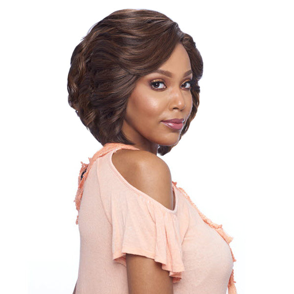 Vanessa Top Super Deep Reverse J-Side Swiss Silk Lace Wig - TOPS DRJ VELIN
