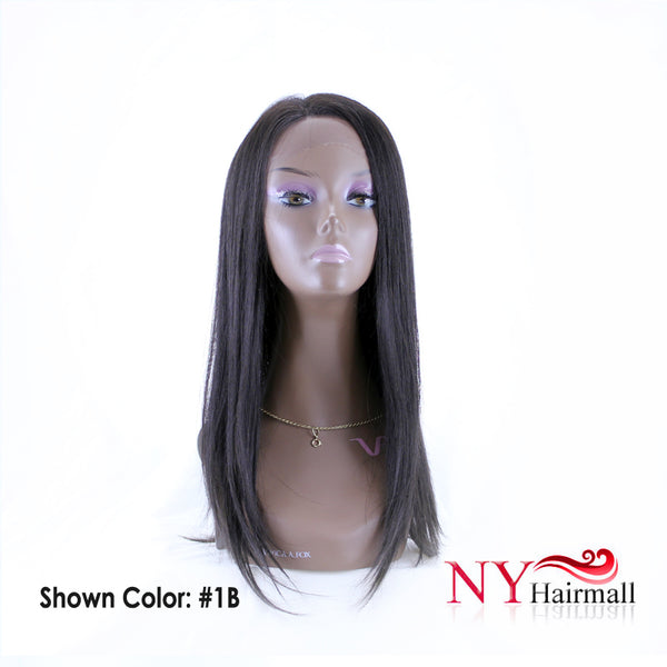 Nix & Nox 100% Human Indian Remy Swiss Lace Front Wig - Indi-200