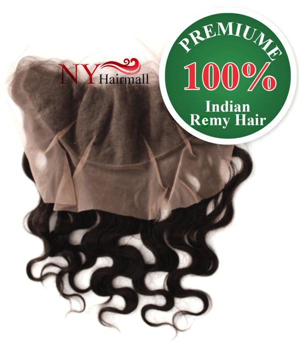 WannaBe 100% Indian Remy Human Hair LF-Body Frontal