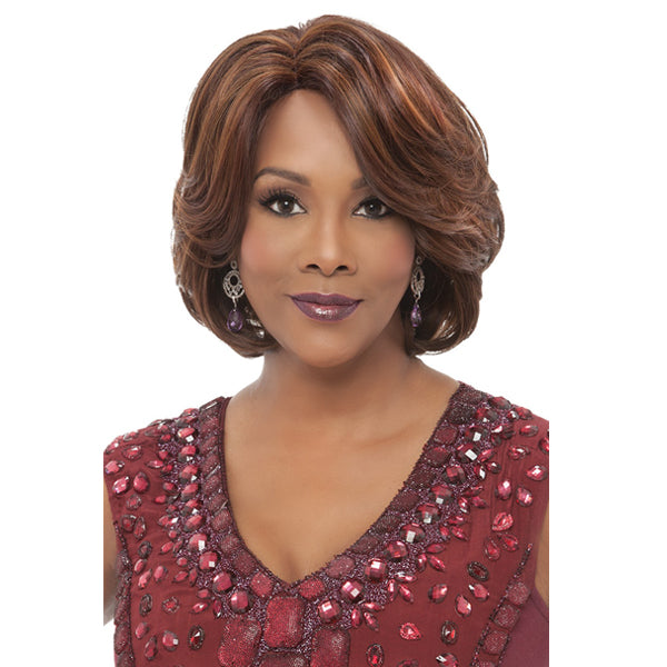 Vivica A Fox Pure Stretch Cap Full Wig - GAIL
