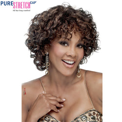 Vivica A Fox Pure Stretch Cap Synthetic Wig - OPRAH-1-V