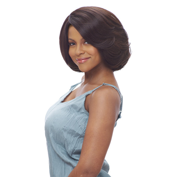 Vanessa Express Lace Part Wig - Tops C-Side ELAN