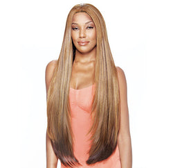 Vanessa Express Top Lace Synthetic Wig - Tops Elegante