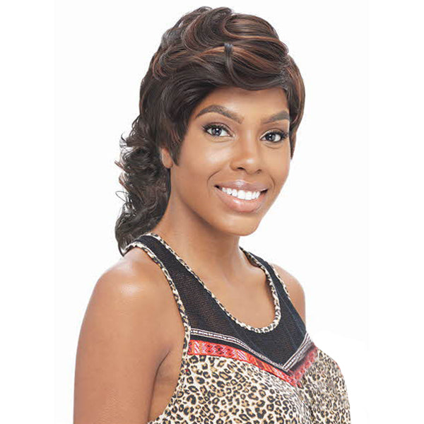 Vanessa Premium Fashion Full Wig - Ella