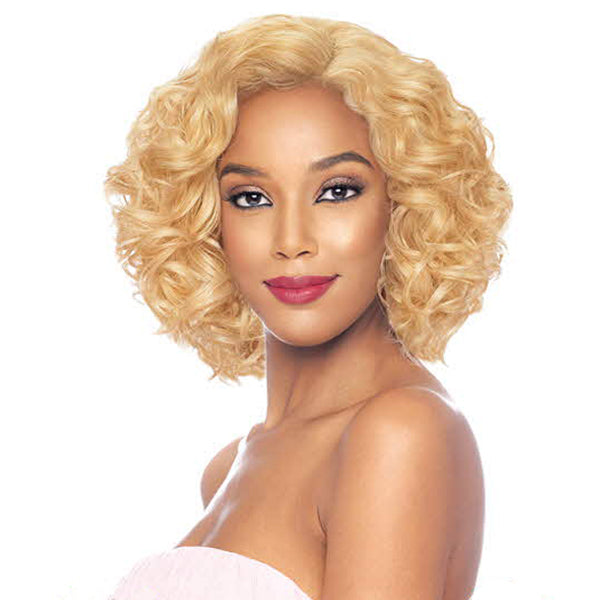 Vanessa Express Swiss Silk Lace Reverse C-Side Part Wig - TOPS RC EMLAS