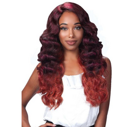 Zury Hollywood Sis Glam Collection Lace Front Wig - GLAM-LACE H EVIN