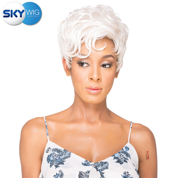 Sky Wig Synthetic Full Wig - ANNA