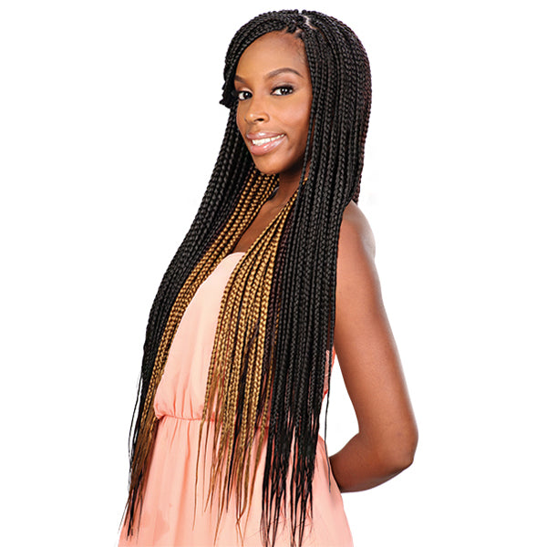 MilkyWay Que Synthetic Braiding Hair - 2X MAXX VOLUME JUMBO BRAID 20""