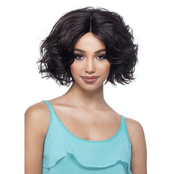 Vivica A Fox Invisible Part Swiss Lace Front Wig - BAE