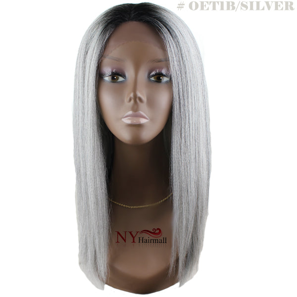 Janet Collection Synthetic Deep Part Lace Wig - May