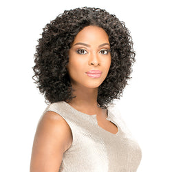 "Sensationnel Peruvian Virgin Remi Bundle Hair Bare & Natural - FRENCH TWIST 10""S 3PCS"