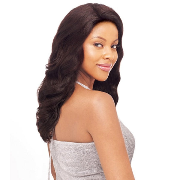 Vanessa Honey 100% Brazilian Human Hair 13X5 Swiss Silk Lace Frontal Wig - TH35NC GAPPY