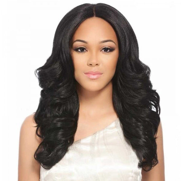 It's a Wig 4X4 Synthetic Swiss Lace Front Wig - Swiss Lace GERMANA