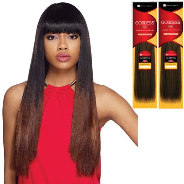 Sensationnel Goddess Remi Yaki Weave BOGO