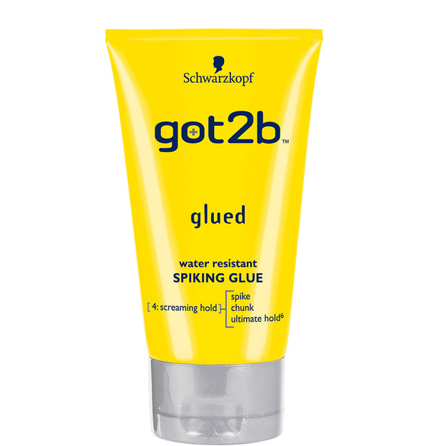 Got2b Glued Spiking Glue, Original 6 oz