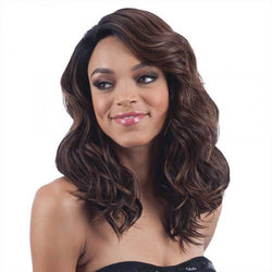 Freetress Equal Green Cap Synthetic Lace Front Wig - Gracie