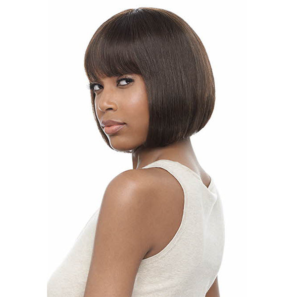 Vanessa Vixen Collection 100% Human Hair Full Wig- HH AGNES