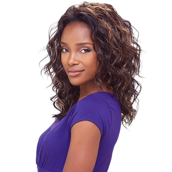 Sensationnel Instant Weave Synthetic Half Wig - HZ 7052