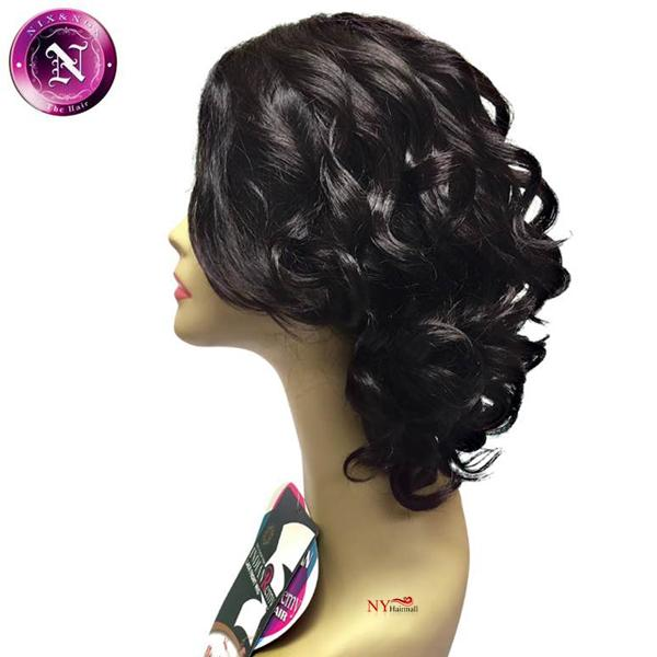 Nix & Nox 100% Virgin Indian Remy Swiss Lace Front Wig - HLW - INDI-500