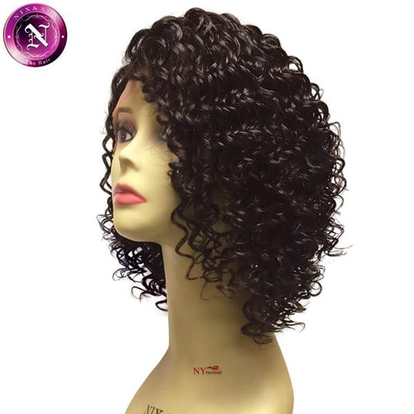 Nix & Nox 100% Virgin Indian Remy Swiss Lace Front Wig - HLW - INDI-600