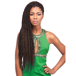 Sensationnel African Collection 3x Pre-Stretched Jamaican Twist 36""