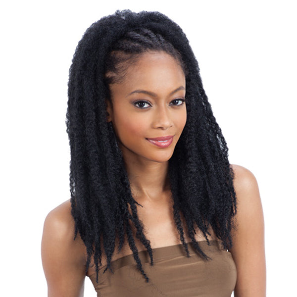 Freetress Drawstring Ponytail Jamaican Twist Girl
