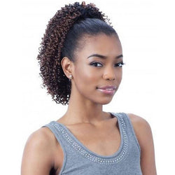 Freetress Equal Drawstring Ponytail - Kinky Jerry Girl