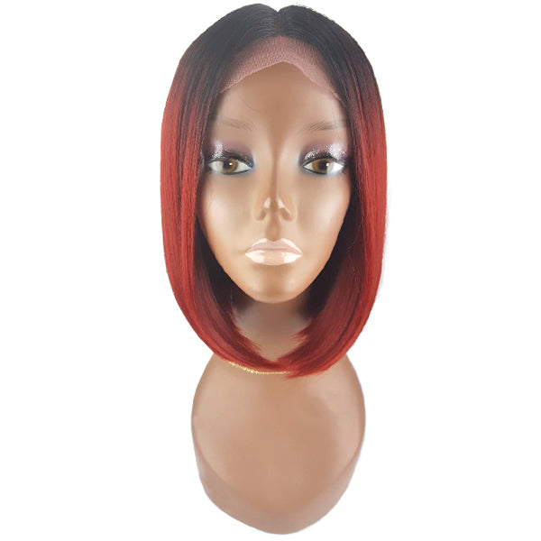 It Tress Top Model Free Part Rotation Lace Front Wig - LACE JINNY