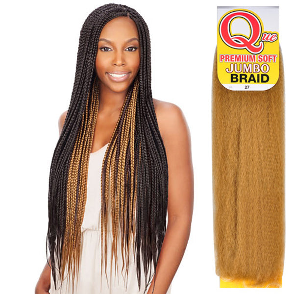 Milky Way Que Premium Soft Jumbo Braid