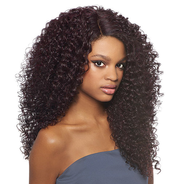 Outre Batik Bundle Hair L Part Lace Front Wig - Dominican Curly