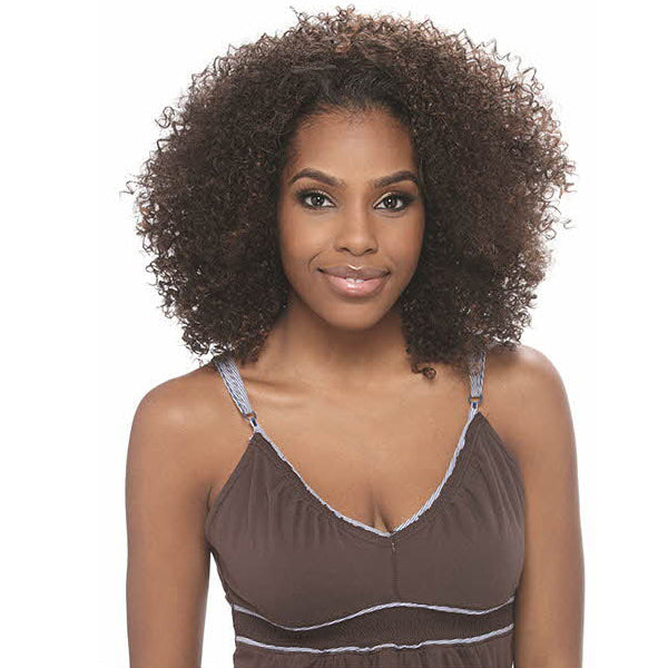 Vanessa Express Synthetic Half Wig - La Vix