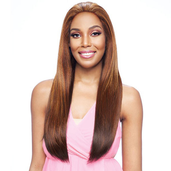 Vanessa Designer Lace Collection Human Blend 3 Way Y Part Lace Wig - TYHB LEKA