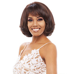 Vanessa Vesa Collection Human Hair Blend Full Wig - HB LOVIK