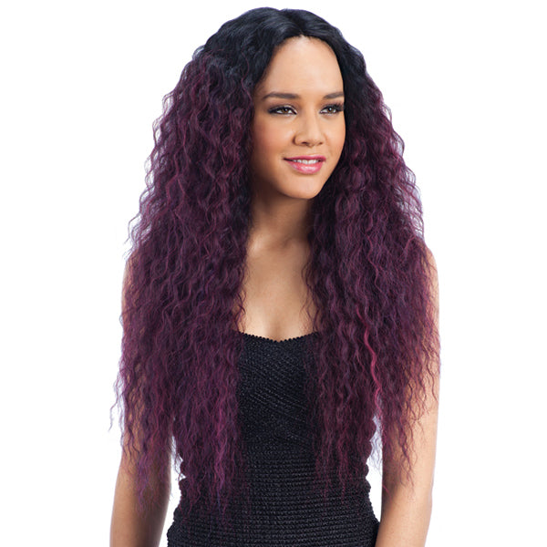 Freetress Equal 6 Inch Lace Center Part Wig - MAXI