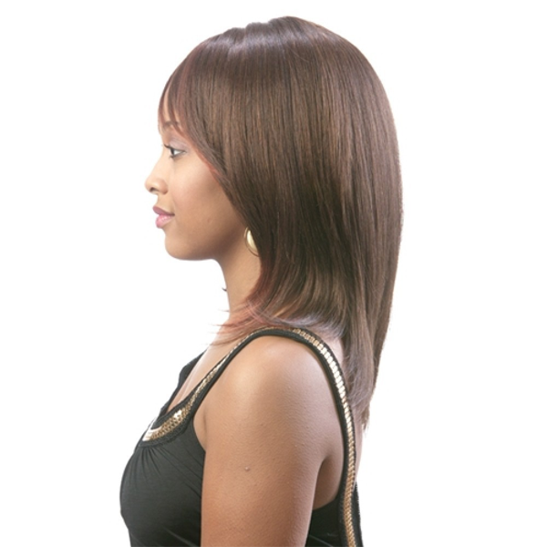 Motown Tress Human Hair Wig H-PARIS