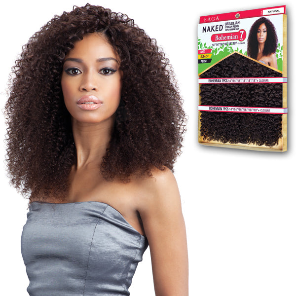 Yaki Full Lace Wigs Human Hair