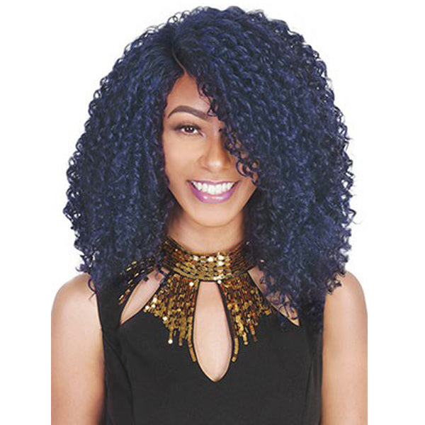Zury Hollywood Sis Royal Swiss Lace Pre - Tweezed Part Wig - SW-H Nana