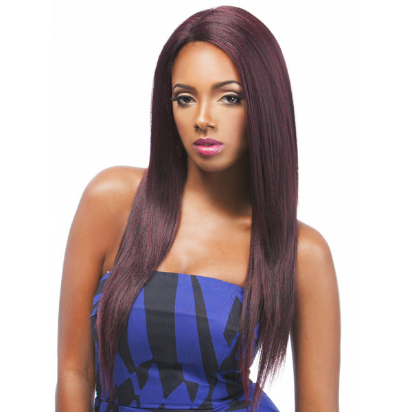 Hair Topic Mega Lace Front L-Part Wig - 104
