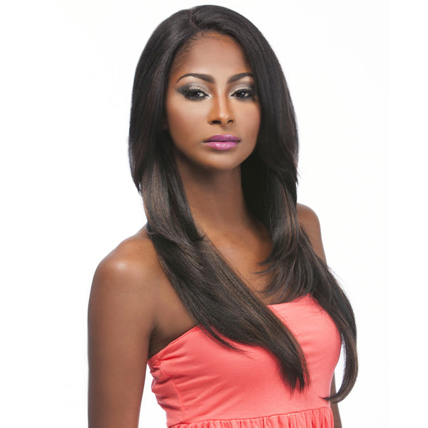Hair Topic Mega Lace Front L-Part Wig - 105