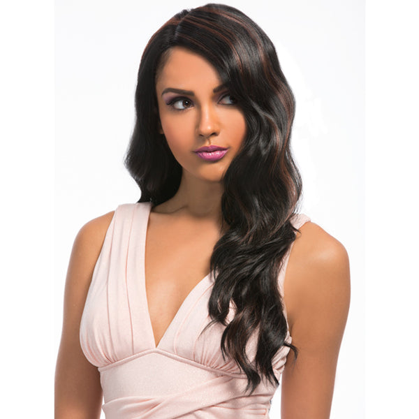 Hair Topic Mega Lace Front L-Part Wig - 108