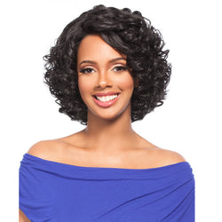 Hair Topic Mega Lace Front L-Part Wig - 125