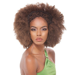 Janet Collection 2x Afro Kinky Bulk 24""